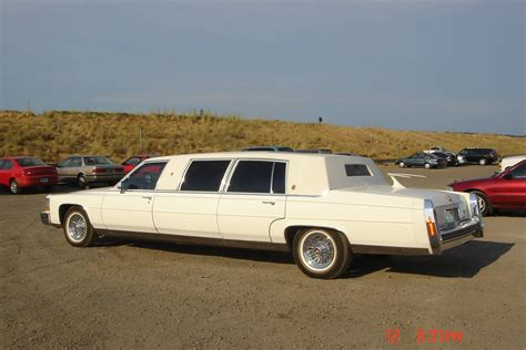 cadillac limousine 1986 cadillac fleetwood limousine