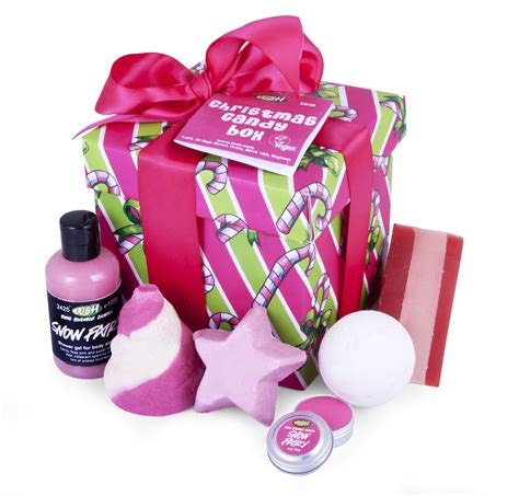 lush holiday gift guide polished blog