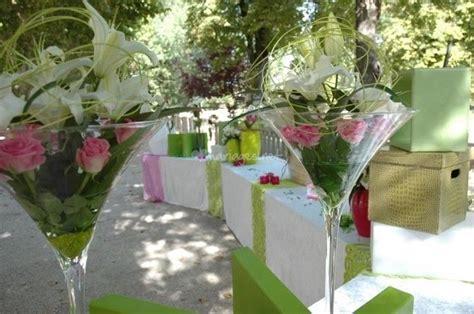 6 décorations de centres de table avec des vases martini Vases, Martinis et Décoration