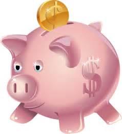 piggy bank clipart fort