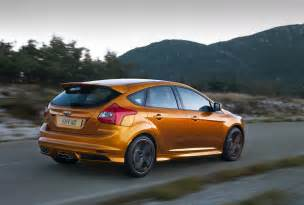 2012 ford focus st details released ahead of world