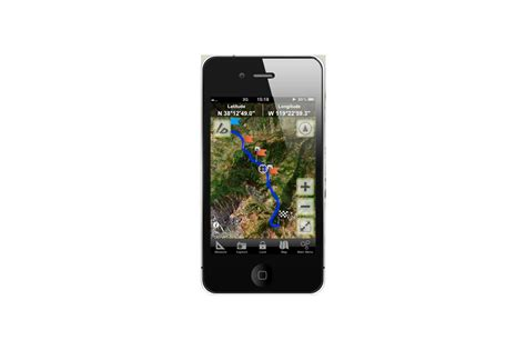 iphone gps new road iphone app from gps tuner autoevolution