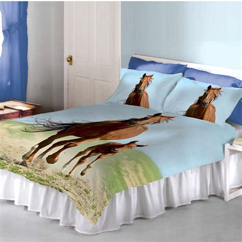 grand lit enfant housse de couette grand lit enfants housse filles ou gar 231 ons ebay
