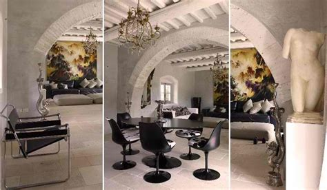B Arch Interior Design by Awesome Modern Country House In Tuscan Italy Decoholic