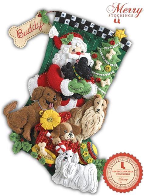 sale jolly santa faces bucilla felt applique tree 1000 images about bucilla felt on