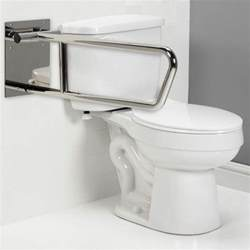 freedom swing up toilet grab bar satin stainless 30 quot x 1