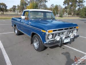 1976 Ford F100 For Sale Ford F100 1976 Utility In Bendigo Vic