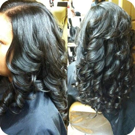best wayto have a weave sown in for short hair 436 best images about sew in hair ideas on pinterest her