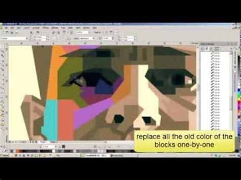 tutorial wpap corel draw youtube wpap quick tutorial using corel draw by toni agustian
