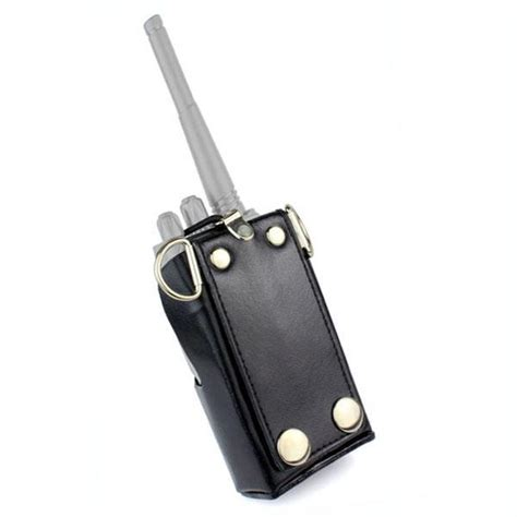Best Quality Silicone For Baofeng H777 Bf 888s Black new black soft holster with belt clip for radio mag