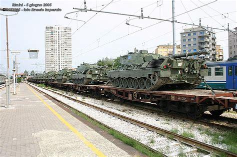 quotidiano interno 18 carri armati a trento sulla ferrovia brennero