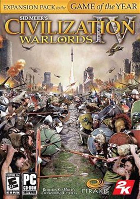 civilization iv: warlords wikipedia