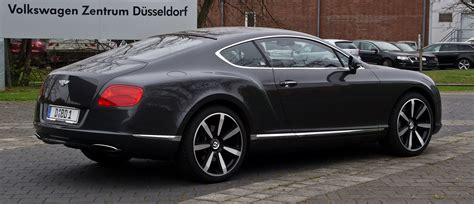 2012 bentley continental gt 2012 bentley continental gt ii pictures information and