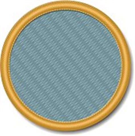 merit badge blue card template merit badge icons vector image 365psd