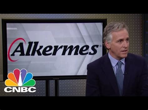 alkermes ceo richard pops: healthy gains | mad money