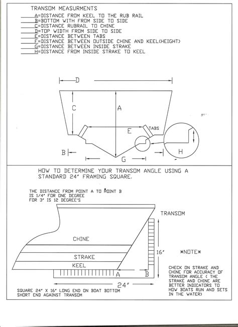 layout boat with transom transom layout information form marine engine parts boat