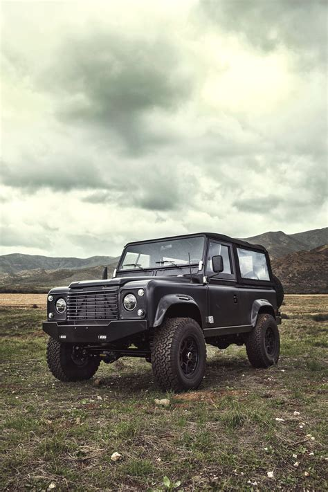icon land rover icon land rover defender d90 ls3 v8 meh