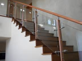 Glass Stairs Banisters Glass Stair Railing Steel Equipment Manufacturer Company
