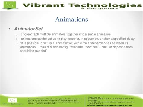 android layout animation slide exle android graphics animation in android