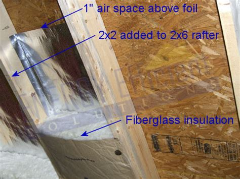 Installing Cathedral Ceiling 171 Ceiling Systems How To Insulate Cathedral Ceilings