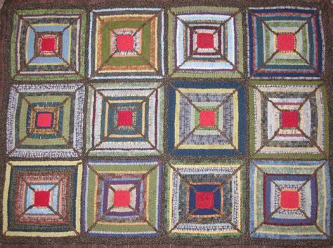 hooked rug patterns geometric rug hooking patterns best decor things