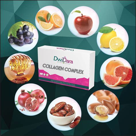 wardah s tiny produk 2 in 1 dwidara collagen complex