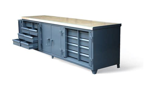 work benches with drawers ideas for workbench with drawers design 25664