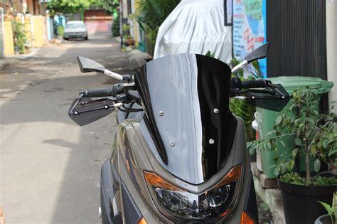 Spion N Max Spion Yamaha Nmax Black Motif jual windshield visor nmax standar sporty windshield yamaha nmax