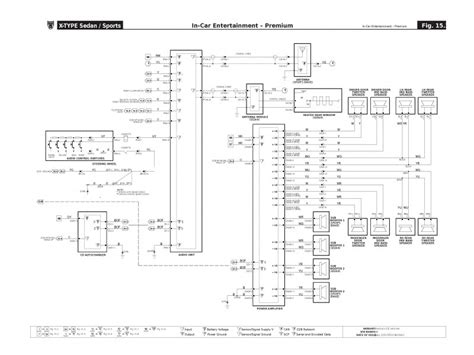 radio wiring diagram for 2004 jaguar x type wiring forums