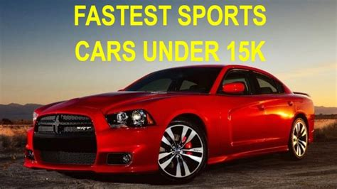 Best Cool Cars 10000 by Inspiring Cool Cars 15k You Will Like Coolest Car