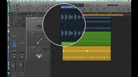 video tutorial logic pro x logic pro x video tutorial 11 audio edit tools part 2