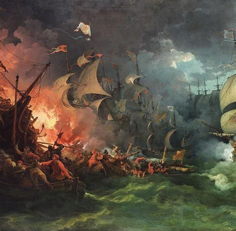 armada spagnola seekriege der untergang der spanischen armada bilder