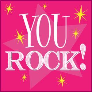you rock! gaye lindfors