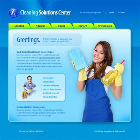 Cleaning Services Website Template Free Cleaning Website Templates Free Download Cleaning Housekeeping Website Templates Free