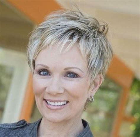 hairstyles for women with large heads glasses image result for short pixie hairstyles for older women
