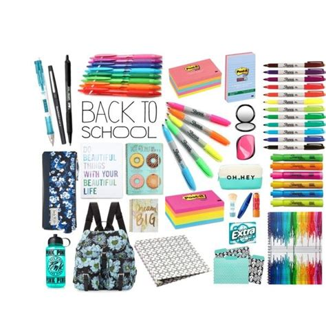 high c supply best 25 school supplies ideas on pinterest school