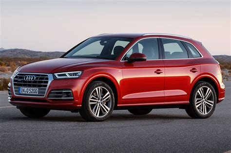 first audi 2018 audi q5 first look review