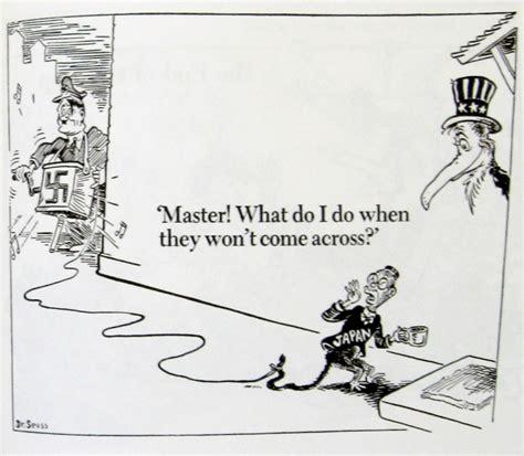 dr seuss goes to war the world war ii editorial of theodor seuss geisel dr seuss goes to war