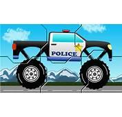 Carro De Pol&237cia Quebra Cabe&231a Carros Puzzle