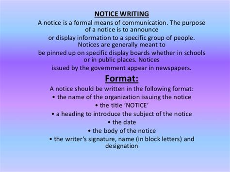 Formal Letter Questions For Class 9 informal letter writing format cbse class 9 the