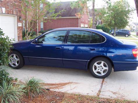 lexus gs300 blue 1998 gs300 blue houston tx area 3500 200k