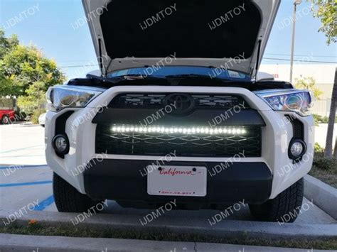 2004 toyota 4runner lights toyota 4runner led light bar ijdmtoy for automotive