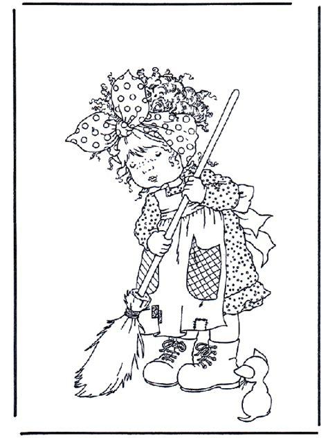 SARAH KAY PARA COLOREAR dibujos