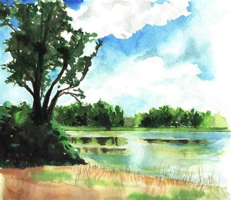 imagenes de paisajes en acuarela paisajes eduardo marticorena
