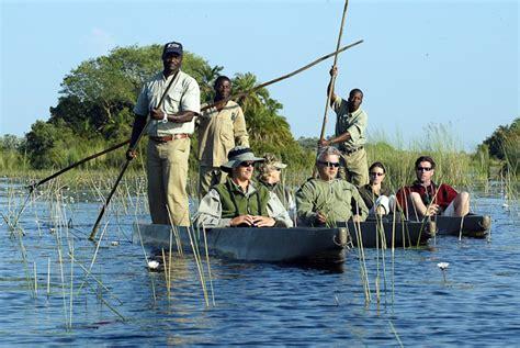 Xigera Mokoro Trail, Moremi Game Reserve, Okavango Delta