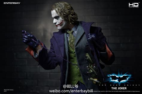 Four Of A Joker 1 enterbay eb 1 4 hd 蝙蝠侠 黑暗骑士 小丑 joker 现货看说明
