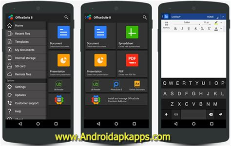 apk office officesuite pro apk version pro apk one