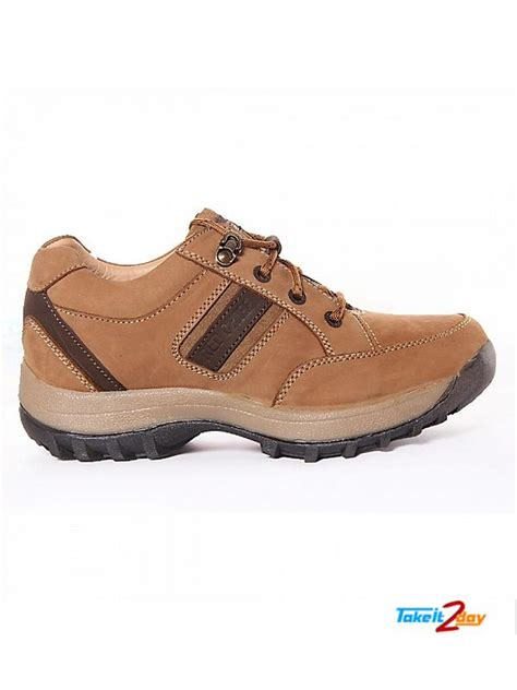 red chief mens shoes red chief casual shoes mens camel colour rc2803004