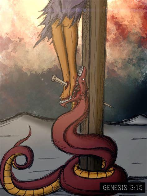 serpent in genesis 3 sola genesis 3 15 the protoevangelium