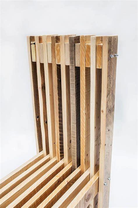 sillas con palets sillas de dise 241 o hechas con palets muy trabajadas i love